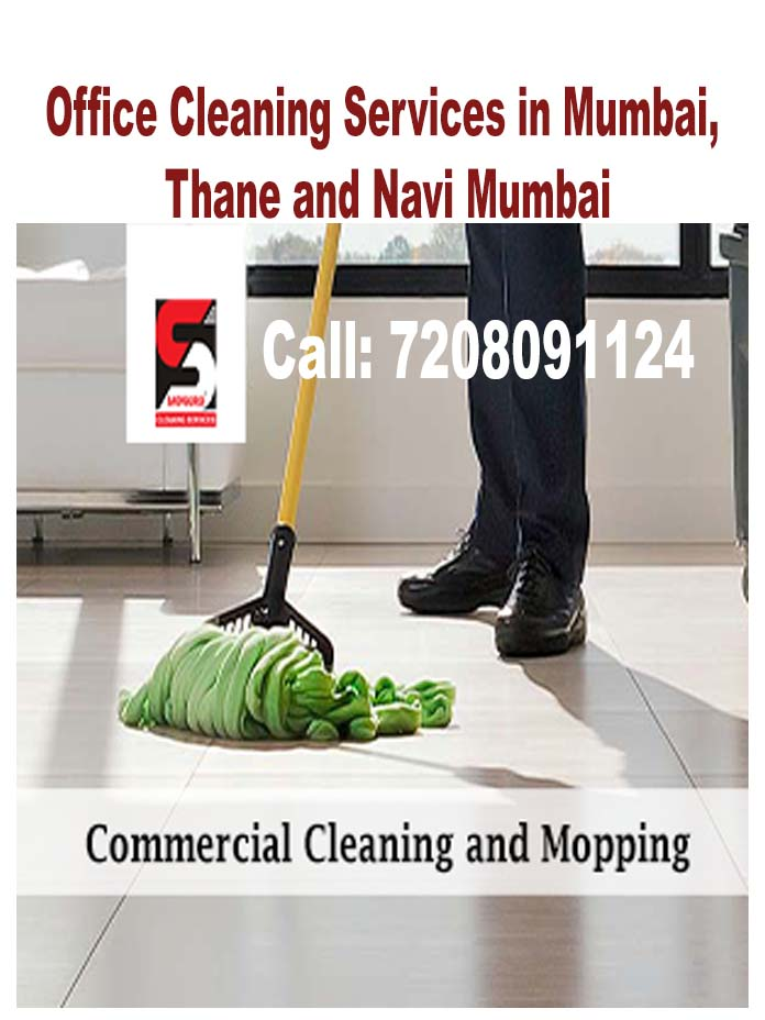 Office Cleaning Services in Marine Lines, Mumbai