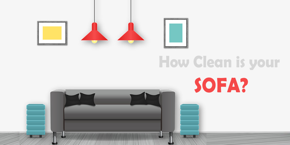Sofa Cleaning Services in Vasai, Thane
